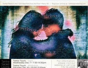 The Tantra Touch Workshop @ Gerber Medical Clinic | Reno | Nevada | United States
